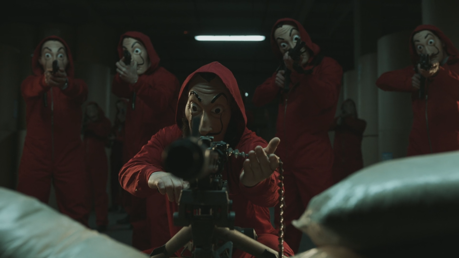 La casa de papel Escape Room